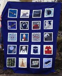 The 25 best Doctor who quilt ideas on Pinterest