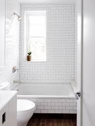 subway tile bathroom bathroom white subway tile ideas pictures
