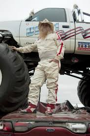 100 Motor Trucks Everett Jasmer Brings Monster Truck Action To An Angry Election