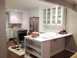 where should backsplash stop where to end kitchen backsplash tile