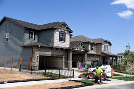 Pictures Of New Homes by Denver Buyers Developing An Attachment To Townhomes As Fewer New
