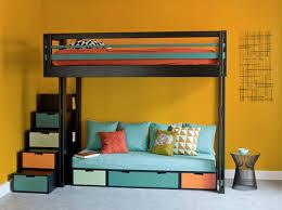 10 solutions pour aménager le dessous d un lit mezzanine