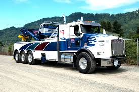 DnR Towing - Surrey BC, Kenworth T800 W/ Century 75 Ton Rotator ...