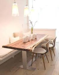 Dining Room Booth Seating Table Set Kitchen Chairs Window