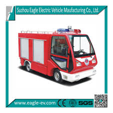 China Electric Mini Fire Engine, Eg6030f (72V/5KW) , Mini Electric ...