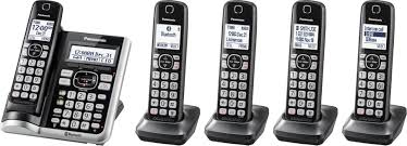 Panasonic KX-TGF575S DECT 6.0 Expandable Cordless Phone System ... Panasonic Cordless Phone Plus 2 Handsets Kxtg8033 Officeworks Telephone Magic Inc Opening Hours 6143 Main St Niagara Falls On Kxtg2513et Dect Trio Digital Amazonco Voip Phones Polycom Desktop Conference Kxtg9542b Link2cell Bluetooth Enabled 2line With How To Leave And Retrieve Msages On Your Or Kxtgp500 Voip Ringcentral Setup Voipdistri Shop Sip Kxut670 Amazoncom Kxtpa50 Handset 6824 Quad 3line Pbx Buy Ligo Systems