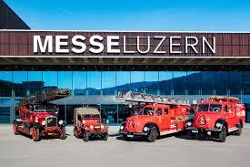 100 Blue Fire Trucks Meeting Of Historic TIR TransNews