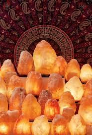 Earthbound Salt Crystal Lamps by The 25 Best Salt Stone Lamp Ideas On Pinterest Pink Salt Lamp