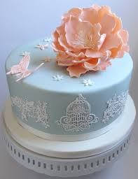 Vintage birthday cake images