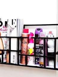 diese 6 ideen wie du kosmetik aufbewahren kannst verändern