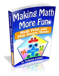 Math Board Games Printable