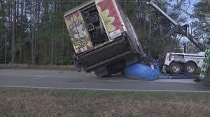 100 The Milk Truck Truck Crash Cleared In Front Of Magnolia School
