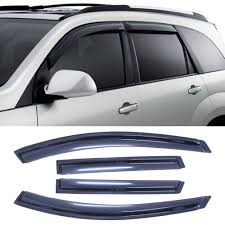 100 Window Visors For Trucks 4x 0913 Nissan Rogue1415 Nissan Rogue Select Sun Rain Shade