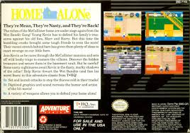 Home Alone Box Shot for Super Nintendo GameFAQs