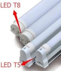 what are the differences between led t5 and t8 quora