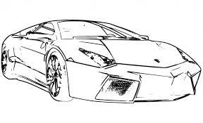 dessin a imprimer coloriage à imprimer véhicules voiture ford numéro 104796