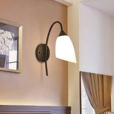 jueja simple style e27 led wall light market walkway patio hallway