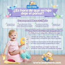 Es Hora De Iniciar El Proceso De Dejar El Pañal Baby Mink
