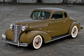100 1938 Chevrolet Truck Restorod Coupe