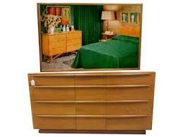 Heywood Wakefield Dresser Craigslist by Heywood Wakefield Bedroom Set Lvaudio Co