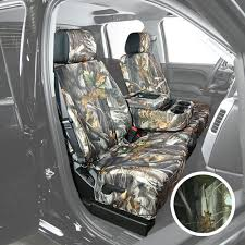 Neoprene Camo Seat Covers For Ford F150 - Velcromag