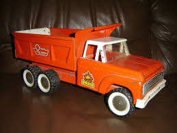 1960's LI'L Beaver Toy Truck   Collectors Weekly Bargain Johns Antiques Blog Archive Buddy L Pressed Steel Antique Cast Iron Arcade Toy Intertional Dump Truck Ride Em For Sale Sold Fire Trucks For Sale Wen Mac Texaco Truck Speechless Sunday Garden Planters Vintage Diecast Metal Milk 1930s Stock Photo 3105894 Aerial Ladder Circa 261930 1937 Ford Pickup Red 124 Scale American Classic Diecast Image Free Space Toys Price Guide Information