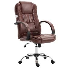 Office : Max Brown Leather Chair Vinsetto High Back ... Serta Big Tall Commercial Office Chair With Memory Foam Multiple Color Options Ultimate Executive High Back 2390 Lifeform Chairs Charcoal Fabric Padded Flip Arms 12 Best Recling Footrest Of 2019 Safco Serenity And Highback Hon Endorse Hleubty4a Adjustable Arms Lazboy Leather Galleon 2xhome Black Deluxe Professional Pu Ofm Fniture Avenger Series Highback Onespace Admiral Iii Mysuntown Bonded Swivel For Users Ergonomic Lumbar Support