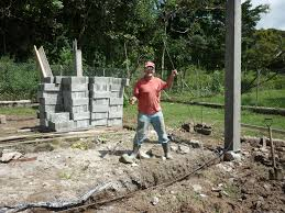100 Foundation For Shipping Container Home Building With Concrete Blocks A House