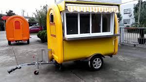100 Lcl Truck Equipment 2017 China Supplier Mobile Food Cart Kiosk Van Trailer For Sale Food