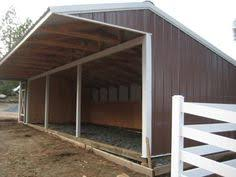 Loafing Shed Kits Texas by Picture Gallery Of Shedrows Loafing Sheds And Run Ins For The