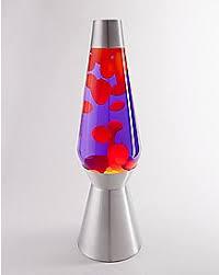 Cloudy Grande Lava Lamp by Lava Lamp 27 Inch Purple Liquid Yellow Wax Spencer U0027s