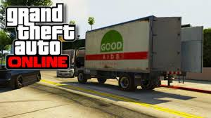 GTA 5 Online - How To Open The Back Of The