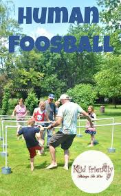 DIY Human Foosball Game For Family Fun   Pvc Pipe, Pipes And Backyard 8 Best Pta Reflections Images On Pinterest Art Shows School And Best Backyard Playground Ever Youtube Diy Outdoor Banagrams Make Your Own Backyard Version Of This My Yard Goes Disney Hgtv Backyards Innovative Recycled Tiles And Child Proof Water Mcdonalds Happy Meal Playhouse Box Fort Drive Thru Prank Family Fun Modern Backyard Design For Experiences To Come New Nature Landscaping Designing A Images On Livingmore Family Fun Pride Pools Spas 17 Games For Diy Games