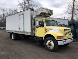 100 24 Foot Box Trucks For Sale International Refrigerated Truck 5500 SOLD United