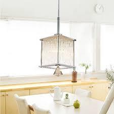 one light mission type pendant kitchen island lights