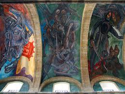 Jose Clemente Orozco Murales by Los Murales De José Clemente Orozco En El Hospicio Cabañas