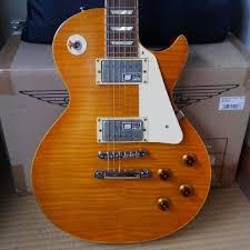 Edwards By ESP Les Paul Standard Guitar E LP 130 Relic