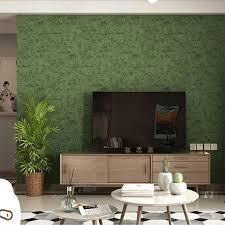 beibehang nordic reine farbe tinte grüne tapete moderne minimalistischen frische grüne wohnzimmer schlafzimmer wand kleidung shop tapete
