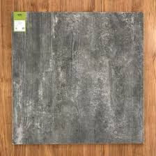 European Design Glazed Porcelain Tile Living Room Flooring OTA604 COAL