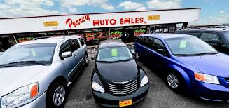 Used And Certified Car Dealer In West Memphis - Pearcy Auto Sales