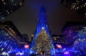 Rockefeller Christmas Tree Lighting 2018 by Nyc Rockefeller Tree Lighting Mild Evening In Store For Millions