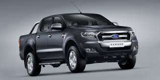 The New Ford Ranger That You Can't Have