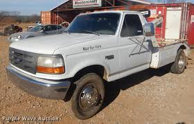 100 Mastercraft Truck Equipment 1997 Ford F350 Tow Truck Item EW9726 Wednesday March 13