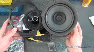 Rear Door Panel Removal & Speaker Replacement Chevrolet Silverado ... How To Choose The Best Home Theater Speakers Amazoncom Roadpro Rpsp15 Universal Cb Extension Speaker With Raptor Wireless Waterresistant Rugged Truck Styling Woofers Tweeters Crossovers Uerstanding Loudspeakers Add Extra Car Speakers A Car Works Audio Tips Tricks And Tos 02006 Chevy Tahoe Factory Part 1 200713 Gm Front Install Silverado Jbl Shop For Your Semi How Take Off Back Door Panel Of 9903 Chevy Silverado Ext
