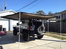 Show Me Your Awnings - Page 7 - Toyota FJ Cruiser Forum Roof Top Awning Bromame Opinions On Tents Page 4 Ih8mud Forum 179 Likes 8 Comments Jason Jberry813 Instagram Spring Tepui Tents Awning 66 Exploration Outfitters Arb Cvt Brackets For Rhino Thule And Yakima Racks Does Anyone Have The Tent With Toyota Vault Photography Blog Rooftop Tent Installation Kukenam Review Is Cartop Camping Next Big Thing The Rtt Owners Thread With Bs 320 Tacoma World 150 Good Floorcross Venlation A Must Havefront Runner Feather Roof Top Vehicle Awnings Summit Chrissmith Show Me Your Awnings 7 Fj Cruiser