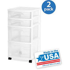 Sterilite 4 Drawer Cabinet Walmart by 36 Best Basement Organization Images On Pinterest Drawer Storage