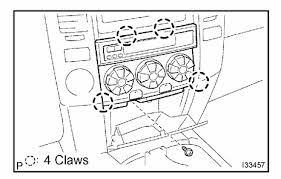 how do i change the bulbs in the heater panel on my 2005
