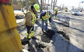 Sinking Spring Borough Snow Emergency by Pothole Problems Winter Takes Toll On Centre County Roadways