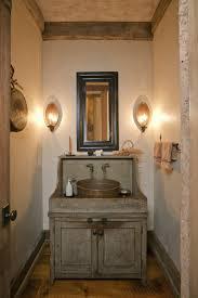 Rustic Modern Bathroom Vanity Lights Candle Over Sink Make Clear Your Elegant Appearance