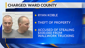100 Wallwork Truck Center Bismarck Manager Accused Of Stealing 100000 From Minot Business